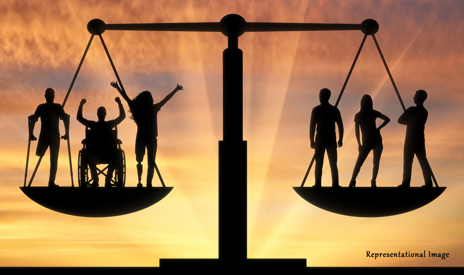 Equal employment opportunities for persons with varied disabilities